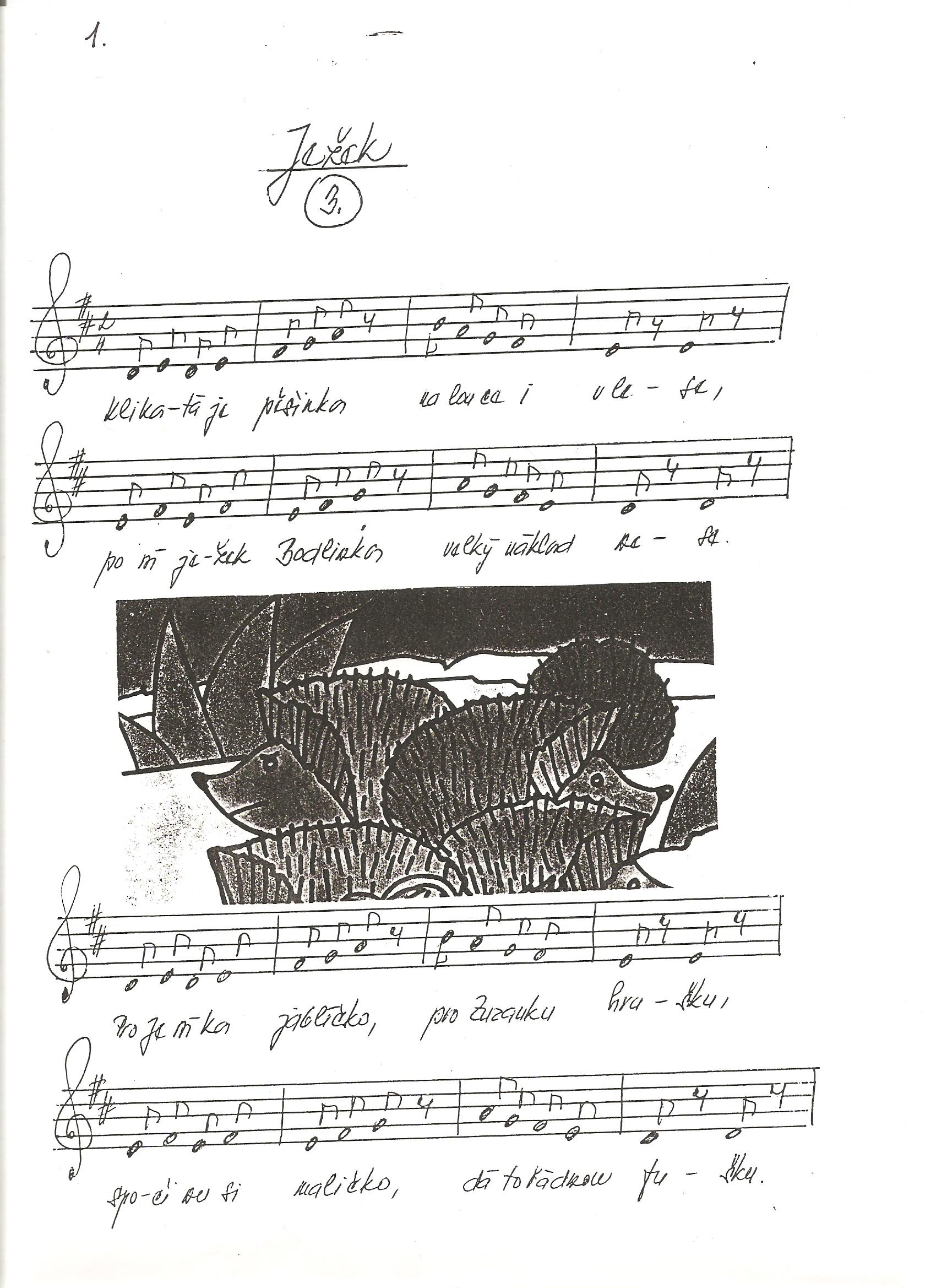 Pisnicky Hudebni Vychova Archives Page 3 Of 5 Predskolaci