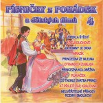 cd dvd pisnicky  : pisnicky z pohadek 4 150x150 Písničky z pohádek   CD 4