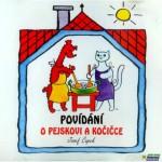 cd dvd pohadky  : povidani o pejskovi a kocicce 150x150 Povídání o pejskovi a kočičce