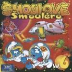 cd dvd pisnicky  : smoulove smoulero 150x149 Šmoulové 6 Šmouléro