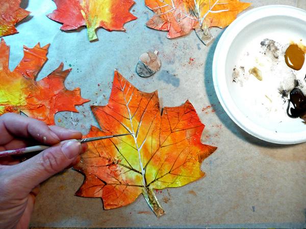 Náměty na podzimní výrobky