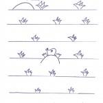 grafomotoricke  : skenovat0006 150x150 Pracovní listy