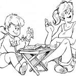 mamince  : dm18 mama pri kresleni 150x150 Den matek