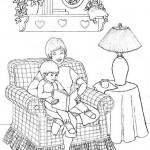 mamince  : dm25 mama v kresle 150x150 Den matek