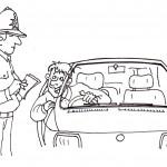 policie dopravní