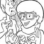 pohadkove omalovanky  : scooby doo 02 150x150 Scooby Doo