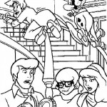 pohadkove omalovanky  : scooby doo 04 150x150 Scooby Doo