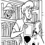 pohadkove omalovanky  : scooby doo 07 150x150 Scooby Doo