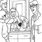 pohadkove omalovanky  : scooby doo 14 150x150 Scooby Doo