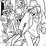 pohadkove omalovanky  : scooby doo 16 150x150 Scooby Doo