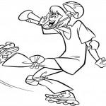 pohadkove omalovanky  : scooby doo 28 150x150 Scooby Doo