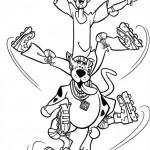 pohadkove omalovanky  : scooby doo 35 150x150 Scooby Doo