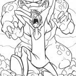 pohadkove omalovanky  : scooby doo 37 150x150 Scooby Doo
