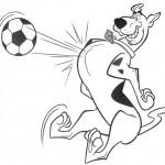 pohadkove omalovanky  : scooby doo 41 150x150 Scooby Doo