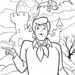pohadkove omalovanky  : scooby doo 42 150x150 Scooby Doo