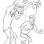 pohadkove omalovanky  : scooby doo 43 150x150 Scooby Doo