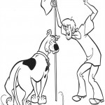 pohadkove omalovanky  : scooby doo 52 150x150 Scooby Doo