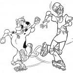 pohadkove omalovanky  : scooby doo 63 150x150 Scooby Doo