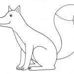 zvirata omalovanky  : zviratka liska 150x150 Zvířátka A Ž