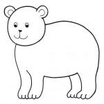 zvirata omalovanky  : zviratka medved 150x150 Zvířátka A Ž