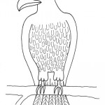 zvirata omalovanky  : zviratka orel 150x150 Zvířátka A Ž