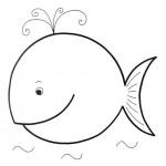 zvirata omalovanky  : zviratka velryba 150x150 Zvířátka A Ž
