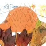 zvirata beletrie  : vytvarne prace obr 2 150x150 Výtvarné práce s pohádkami (Ježek v listí)