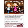 Dětská diskotéka, akce pro děti