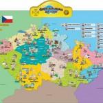 vyrobky pro deti  : interaktivni mapa 150x150 Interaktivní mluvící a výuková mapa ČR