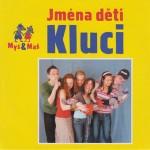 cd dvd pisnicky  : cd jmena deti kluci 150x150 Myš a Maš, Jména dětí (kluci)