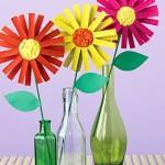 rostliny kvetiny kvetinky jarni tvoreni jarni omalovanky  : jarni kvetiny ve vaze 150x150 Jarní květinové tvoření