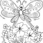 rostliny kvetiny kvetinky jarni tvoreni jarni omalovanky  : jarni lucni kviti 150x150 Jarní květinové tvoření