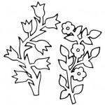 jarni vystrihovanky jarni kvetiny