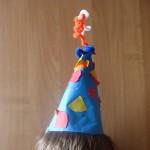svatek deti masopustni karneval dekorace vytvarna vychova  : narozeninova cepice 2010 03 06 150x150 Narozeninová čepička