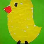 velikonoce vytvarna vychova  : kuratko 2010 04 09 150x150 Kuřátko