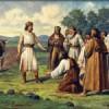 Ústí nad Labem: Pověst o selském králi ze Stadic