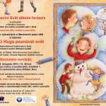 akce  : deti uci Huga poznavat svet 150x150 Co se stane, když se smíchají ilustrátoři a spisovatelé