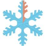 snehova vlocka 24
