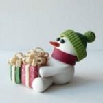 zimni inspirace modelovani vytvarna vychova  : pojdme stavet snehulaka 150x150 Pojďme stavět sněhuláka!