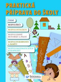 0ad8fba5e62 Praktická příprava do školy - Předškoláci - omalovánky