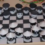 velikonoce vytvarna vychova  : spolecenska hra dama 150x150 Dáma, společenská hra