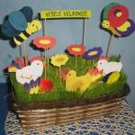 velikonoce vytvarna vychova  : vesele velikonoce 150x150 Jarní velikonoční truhlík