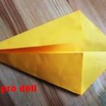 origami slepicka 03