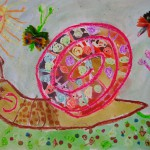 motylci a snek
