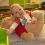 vyrobky pro deti  : plysovy medvidek 150x150 Plyšový medvídek Pú