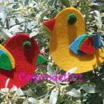 zvirata  : ptacci na kolicku 150x150 Ptáčci na kolíčku