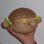 velikonoce vytvarna vychova jarni tvoreni  : vesela hlavicka 1 150x150 Veselá hlavička s vlasy