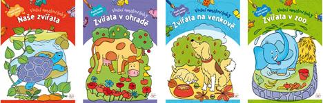: vodni omalovanky aksjomat Knihy pro předškoláky