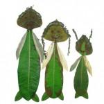 zvirata podzimni vyrobky podzim  : rodina 150x150 Podzimní tvoření   koláž z listí