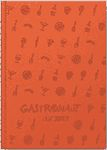 knihy casopisy  : gastronaut diar 2012 Gastronaut diář 2012